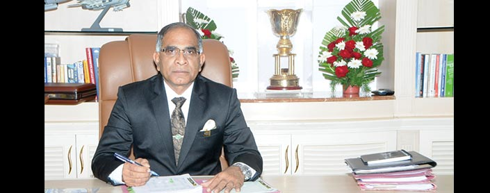 EXCLUSIVE INTERVIEW: T. SUVARNA RAJU, CMD, HAL - 15 FEBRUARY AERO INDIA SPECIAL ISSUE