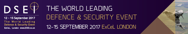 MEDIA PARTNER: DSEI 2017 - SEPTEMBER SPECIAL ISSUE