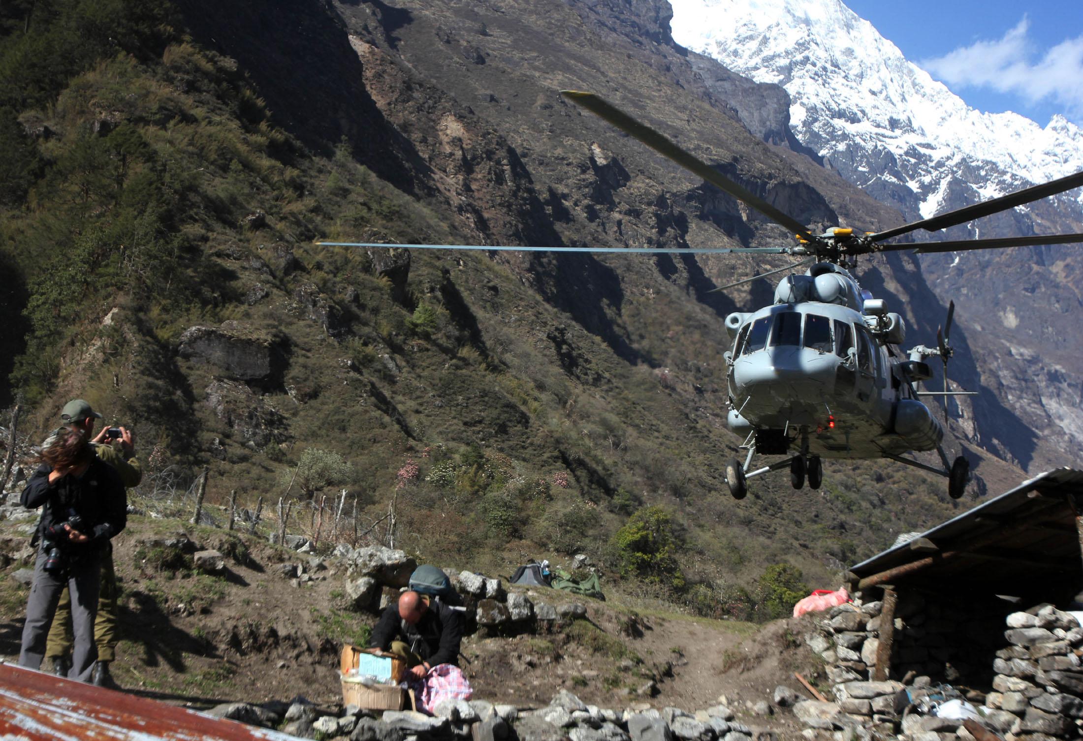 gendarmeria argentina aw169